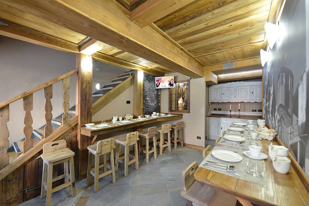 affittacamere Mollino Rooms a Cervinia 091