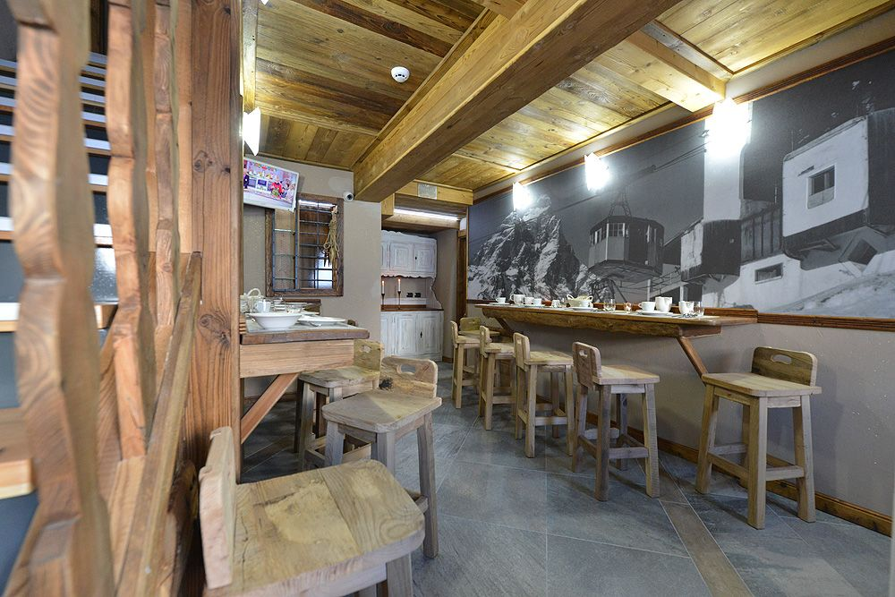 affittacamere Mollino Rooms a Cervinia 094